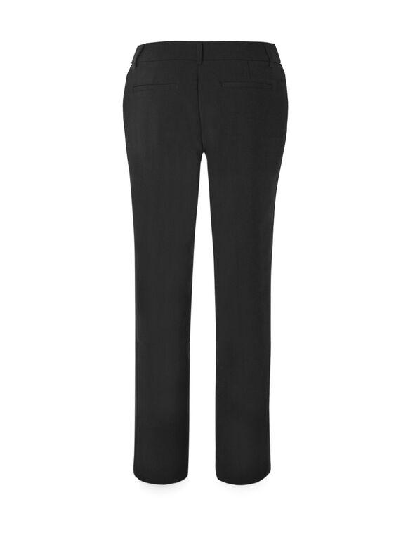 Black Curvy X-Short Pant, Black, hi-res