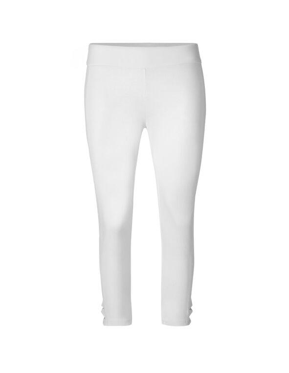 4e751e547531c ... White Cotton Capri Legging