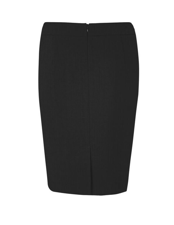 Black Favourite Pencil Skirt, Black, hi-res