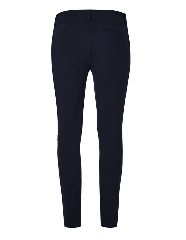 Navy Signature Skinny Pant, Navy, hi-res