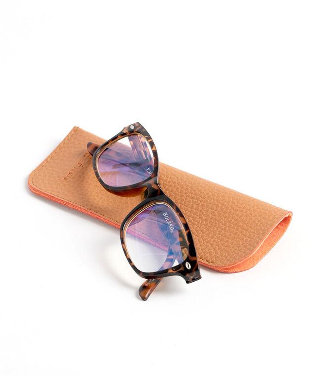Square Blue Light Reader Glasses, Tortoise