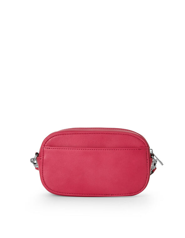 Small Hot Pink Crossbody, Pink, hi-res