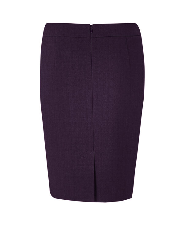 Purple Favourite Pencil Skirt, Purple, hi-res