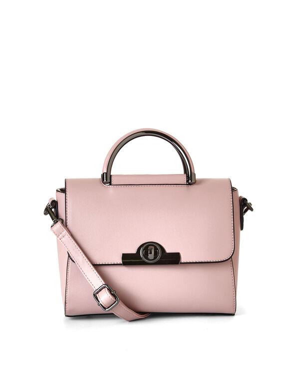 Pink Small Handbag, Pink, hi-res