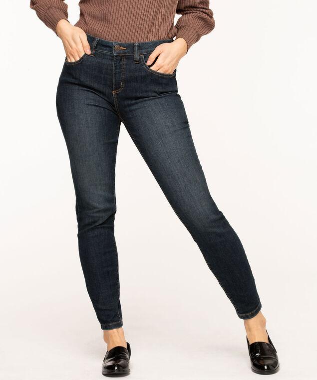 Dark Wash Skinny Jean, Dark Wash