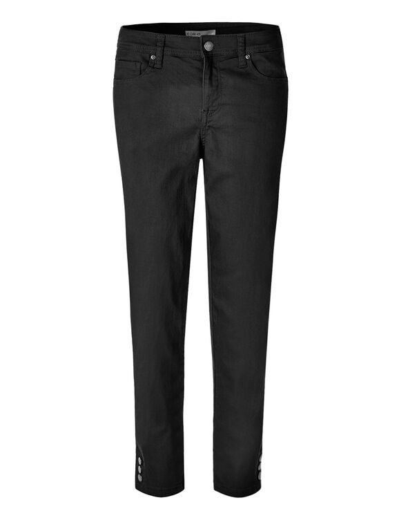 Black Every Body Ankle Jean, Black, hi-res