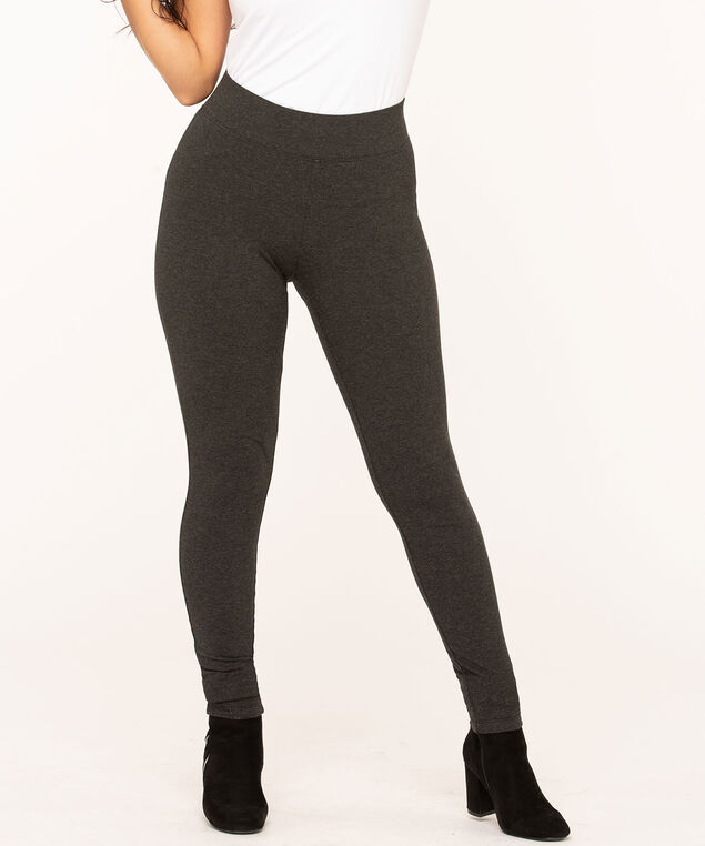 Charcoal Knit Legging, Charcoal, hi-res