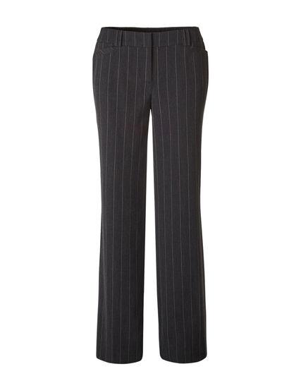 Charcoal Wide Leg Trouser, Charcoal, hi-res