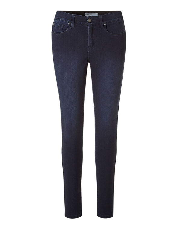 Dark Wash Slimming Jegging, Dark Wash, hi-res