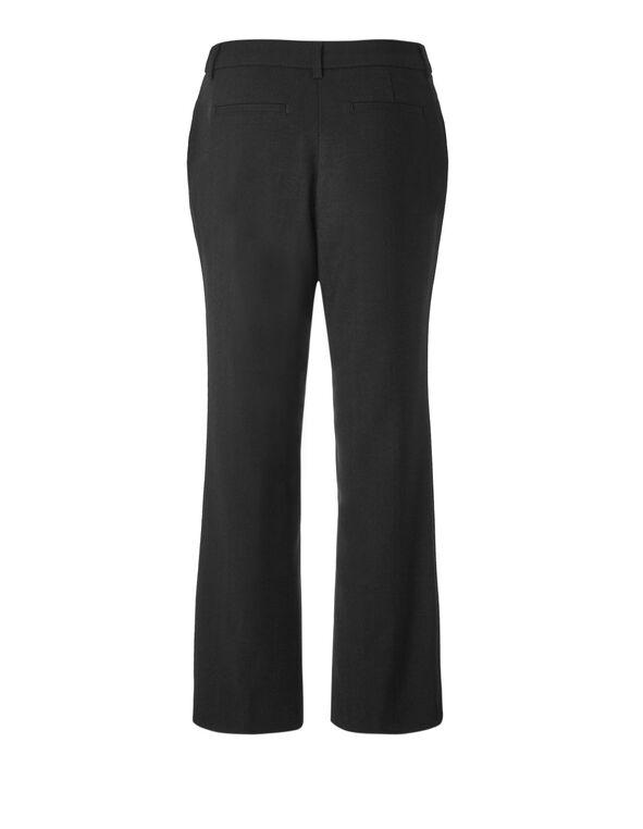 Classic Black Curvy X-Short Trouser, Black, hi-res