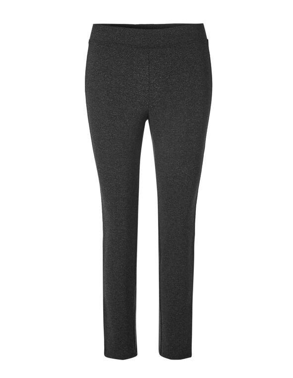 Charcoal Snap Legging, Charcoal, hi-res