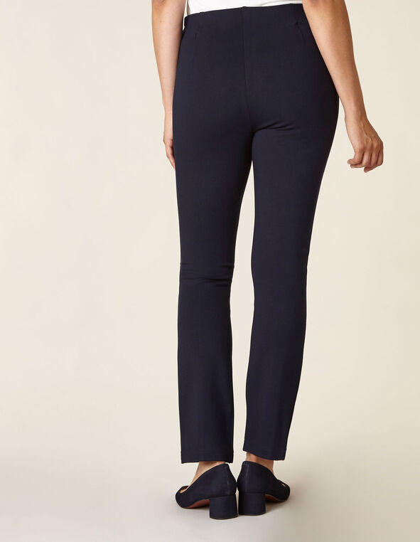 Navy Front Seam Legging, Navy, hi-res