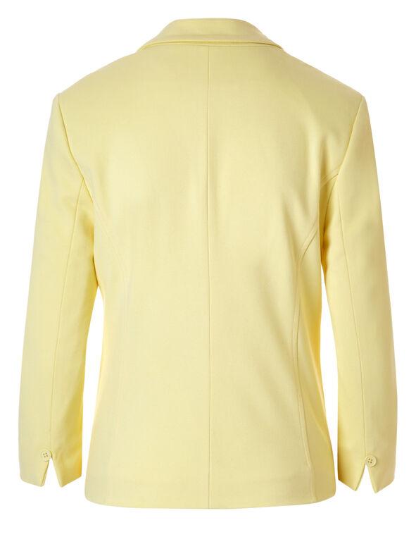 Yellow Blazer, Yellow, hi-res