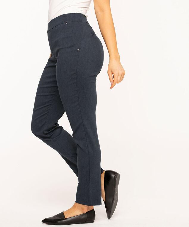 Navy Slim Leg Pant, Navy