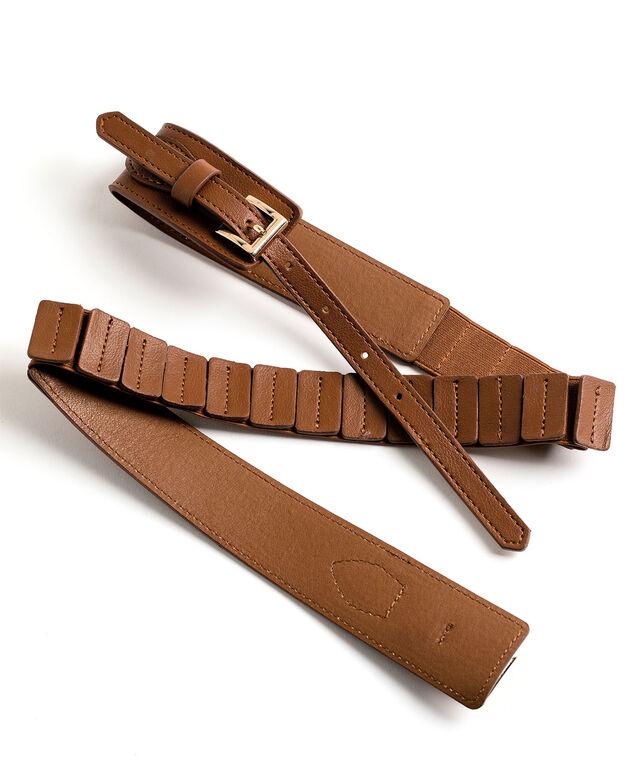 Brown Stretch Belt, Brown