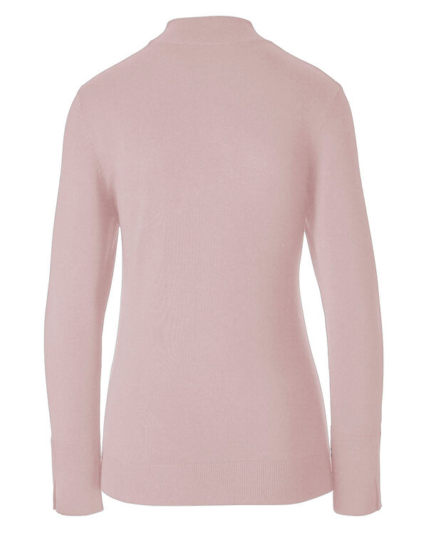 Ballet Mock Neck Sweater, Ballet, hi-res