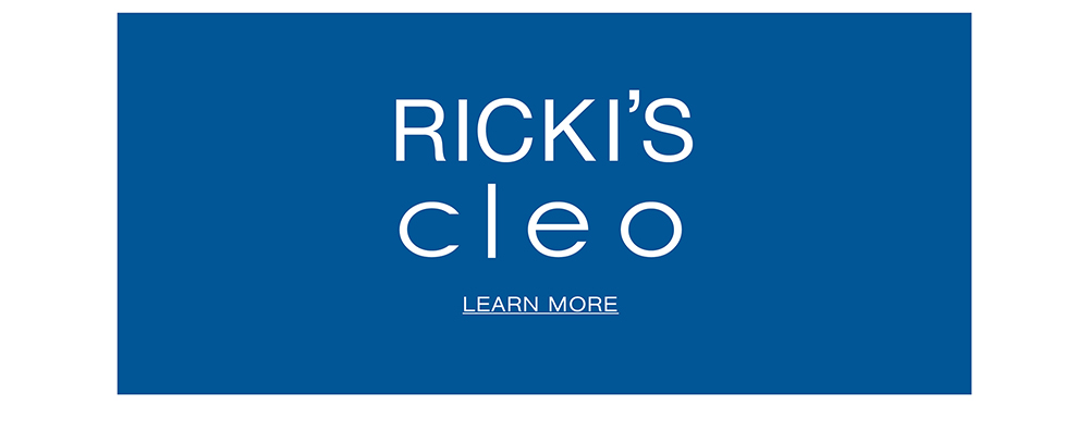 Cleo Rickis Learn more