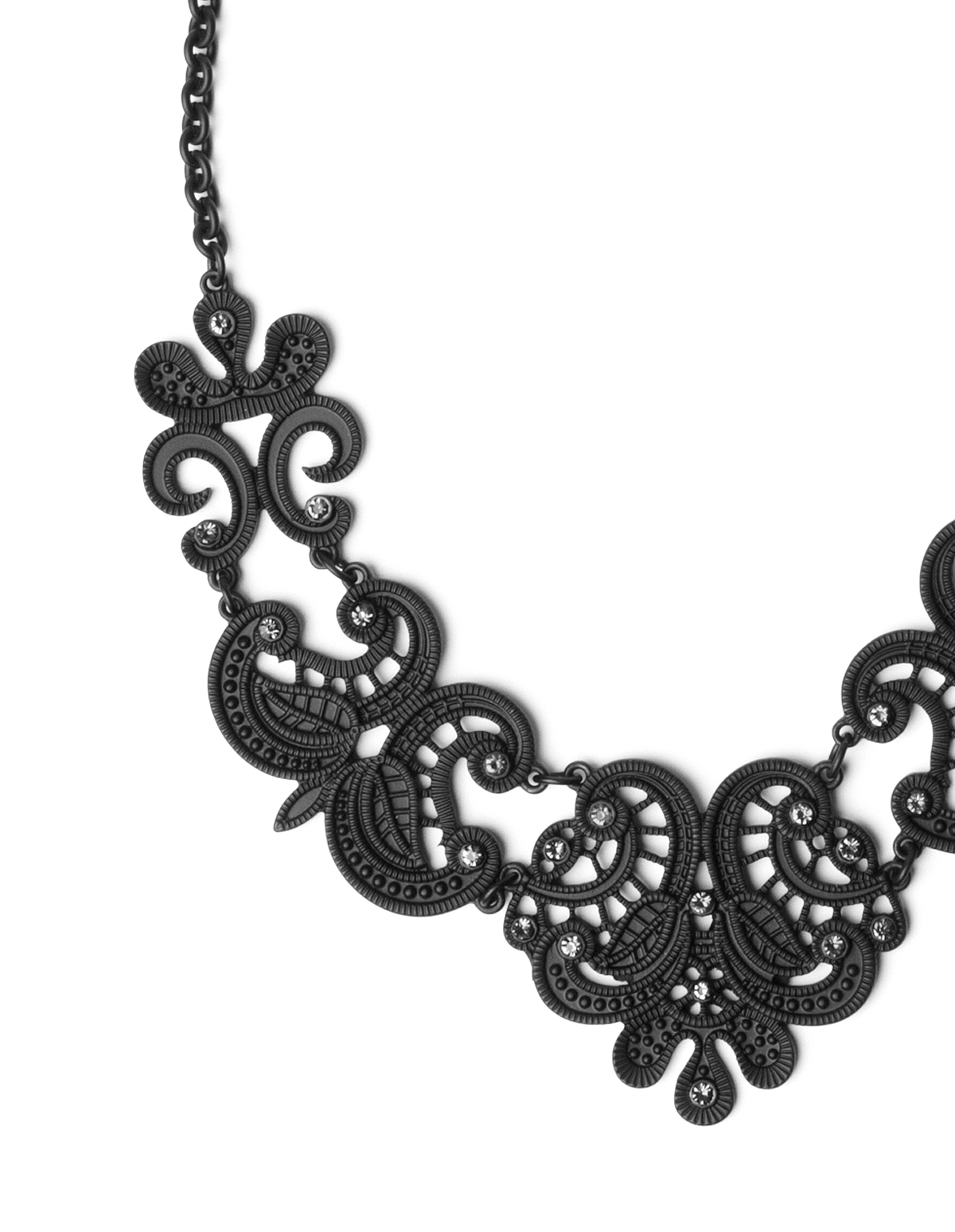 necklace black img baroque tassel beyond products