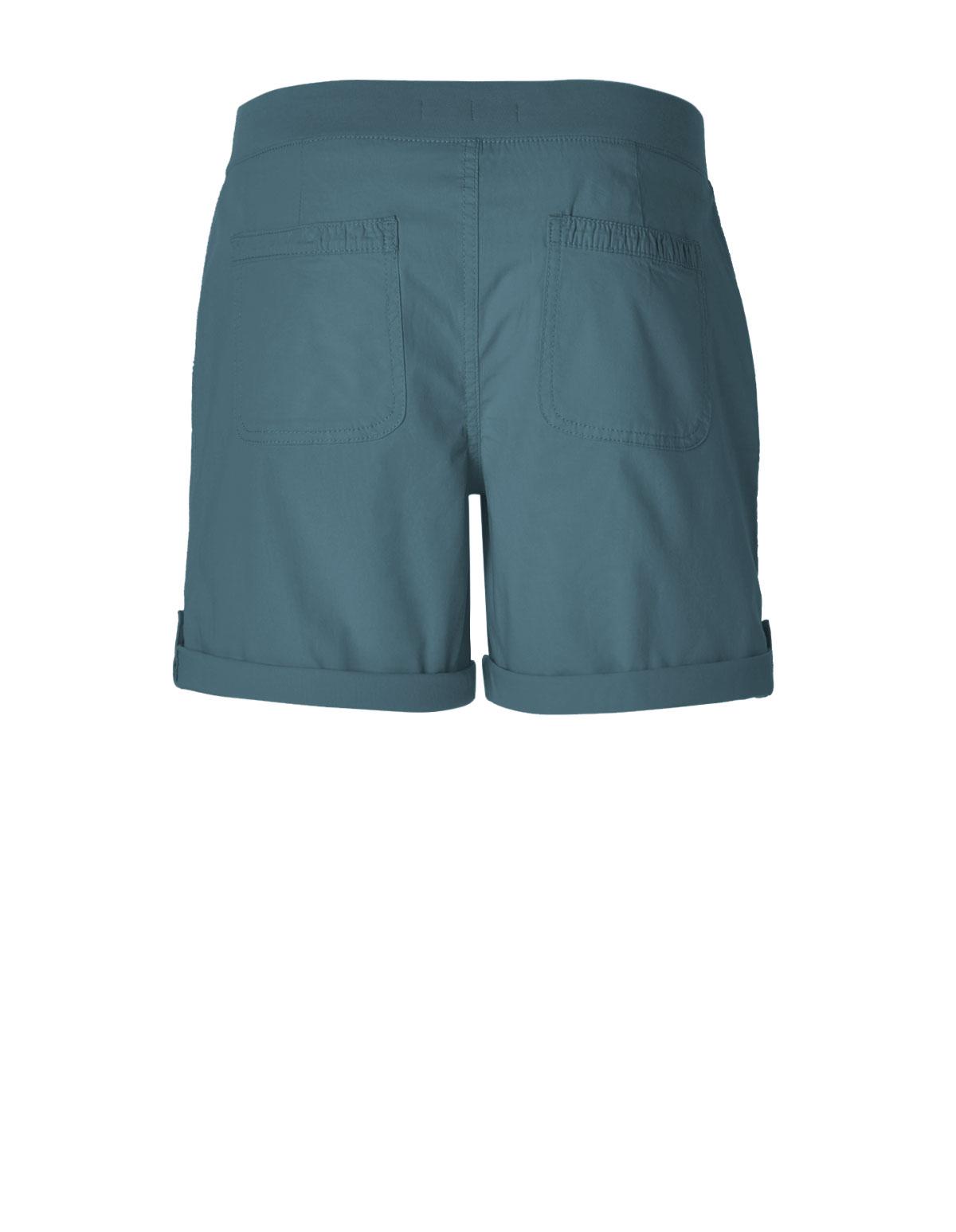 05d4594e2c Ocean Blue Cotton Poplin Short, Ocean Blue, hi-res ...