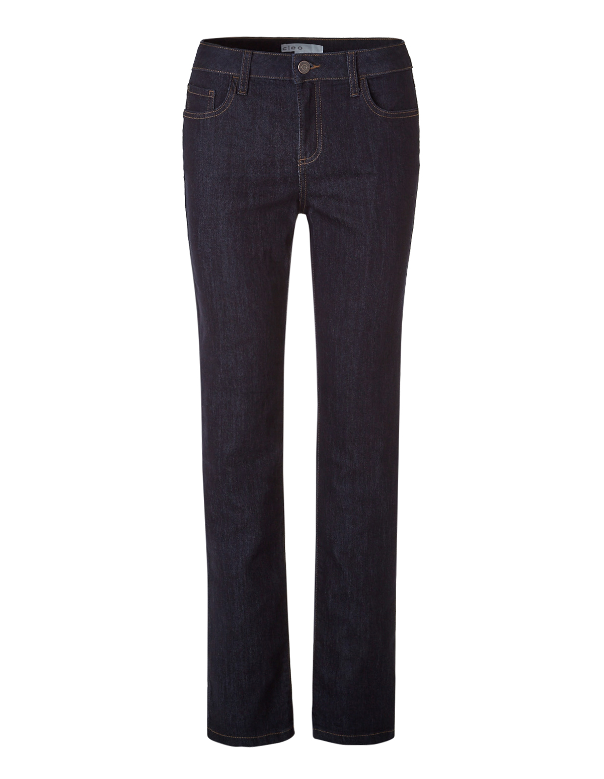 84fb512725e Dark Wash Straight Leg Jean