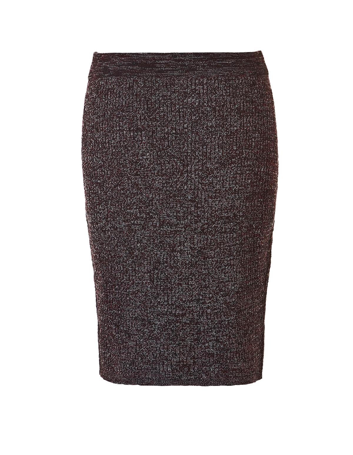 Sweater Knit Skirt 18