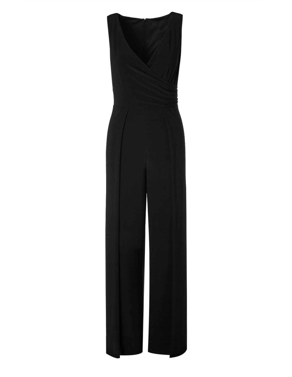 Black Jumpsuit, Black, hi-res