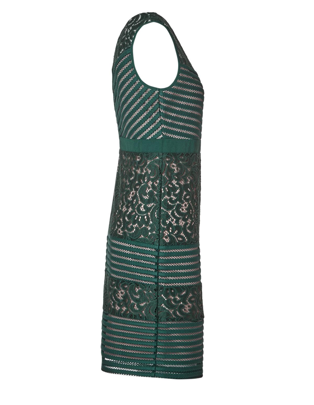 Green Sheath Dress