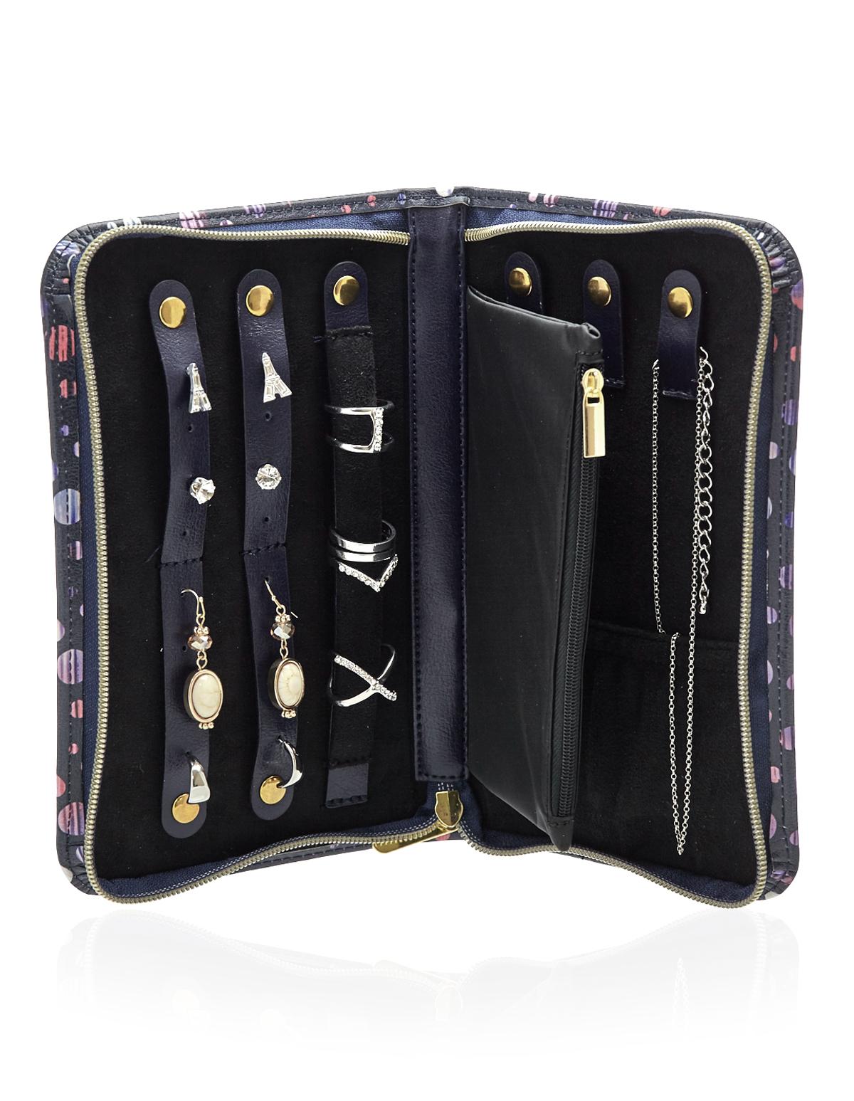 travel jewelry organizer cleo