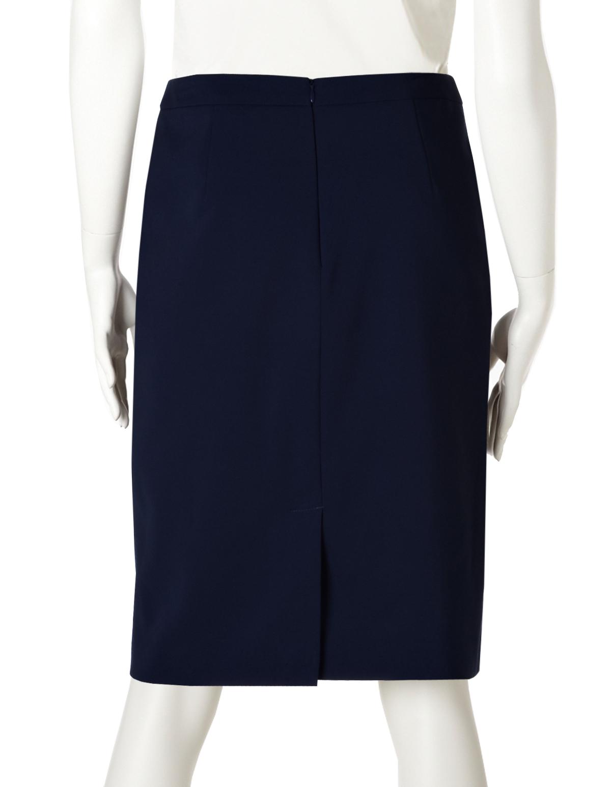 navy pencil skirt cleo