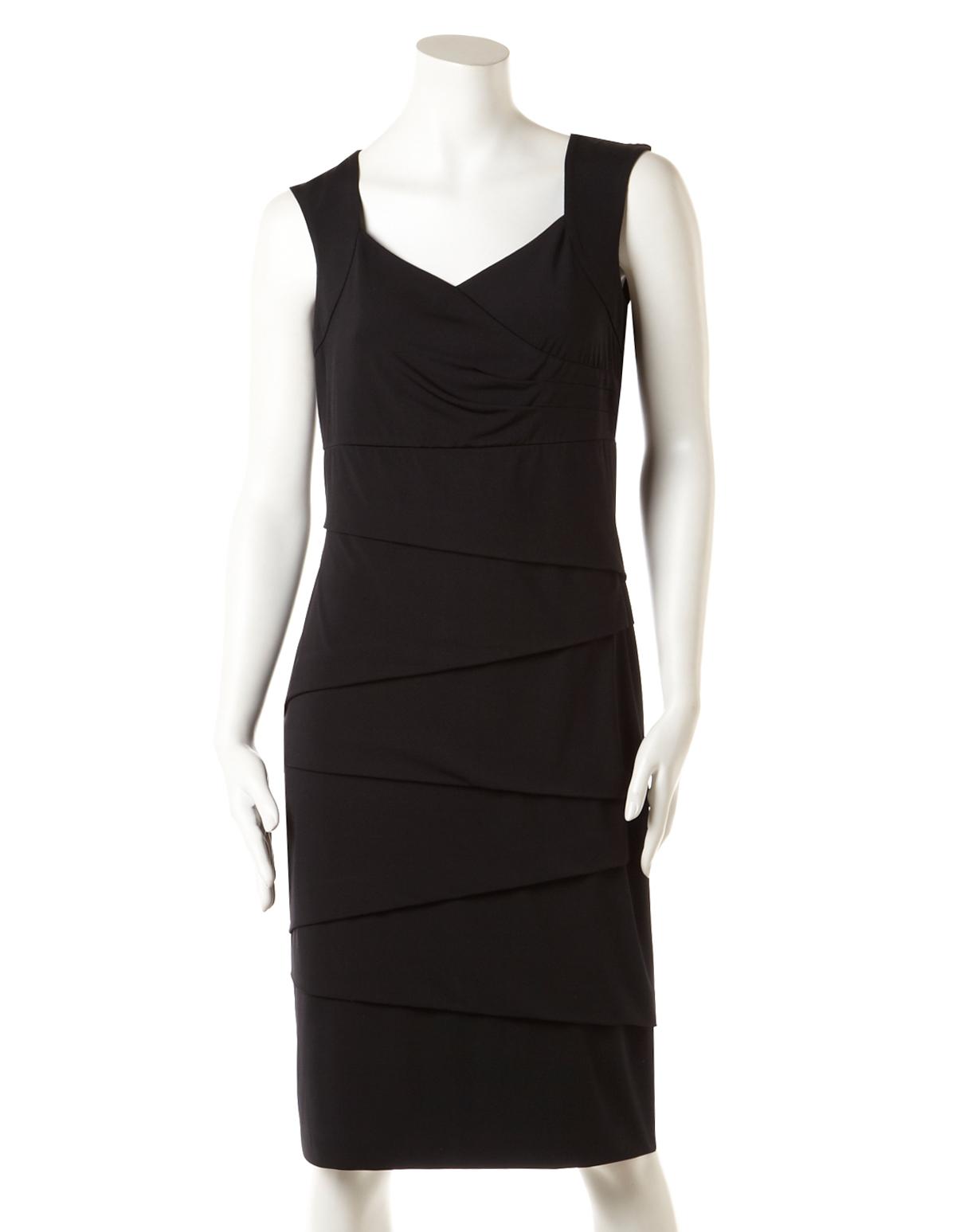 a060f8f3d959 Black Rumba Dress, Black, hi-res