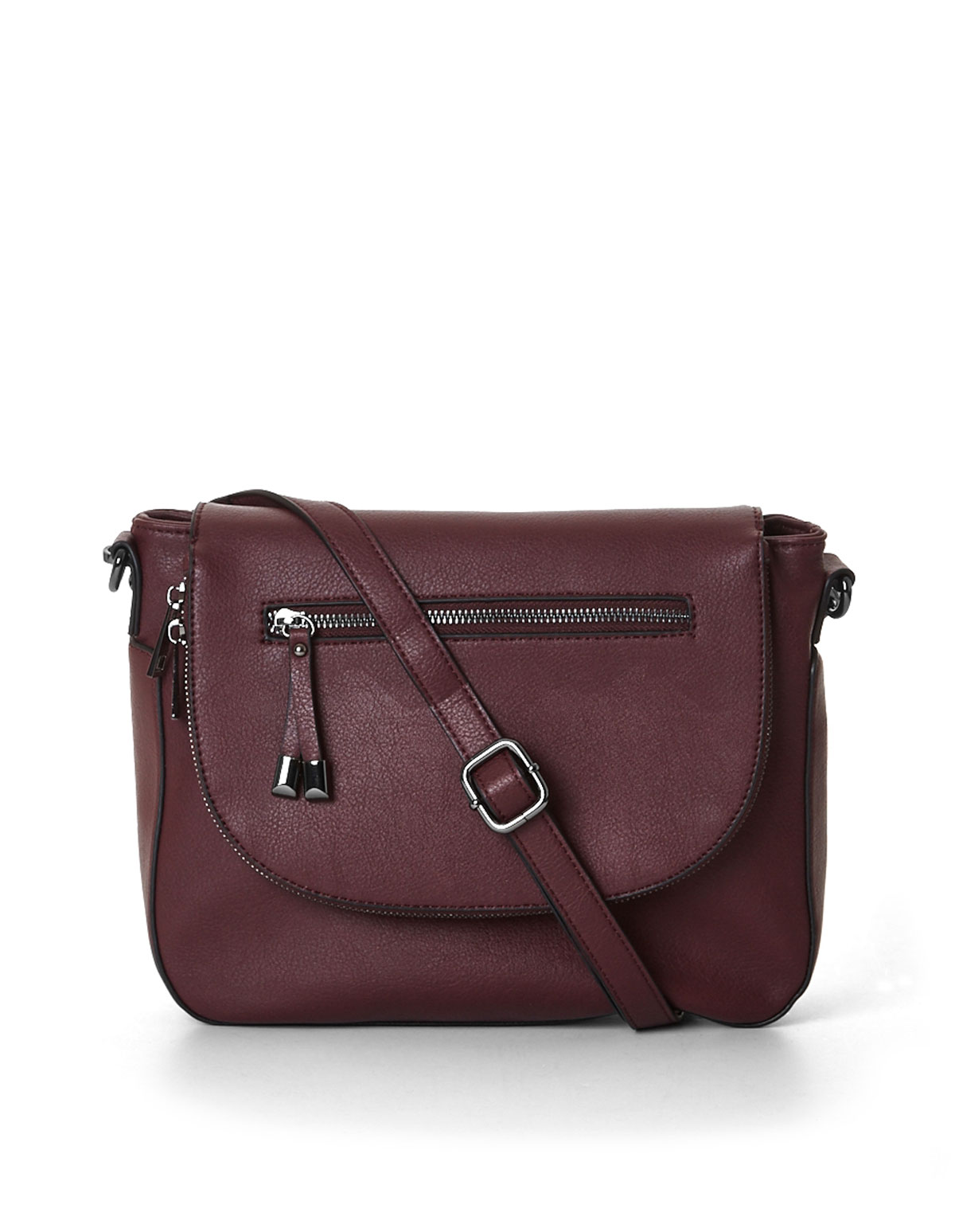 fea34cc1b7 Burgundy Cross Body Bag