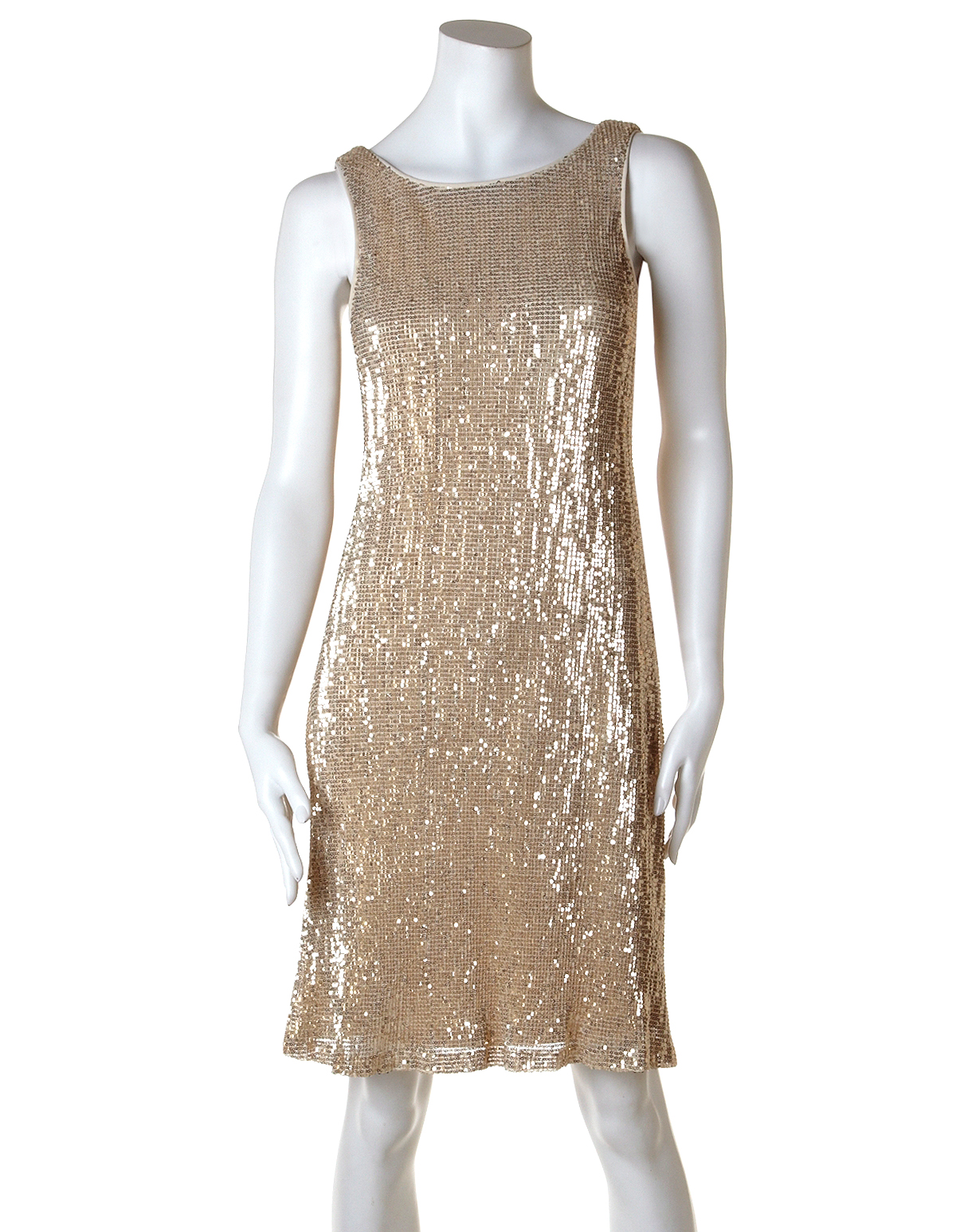 Fashion week Shift Gold dress pictures for lady