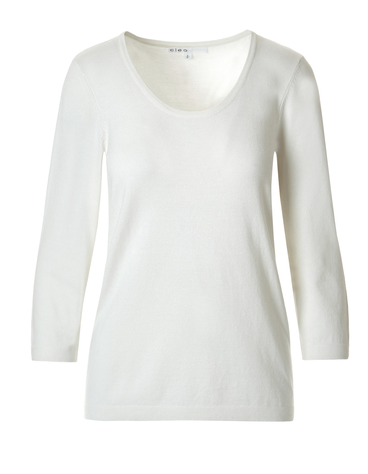 Ivory Pullover Sweater   Cleo