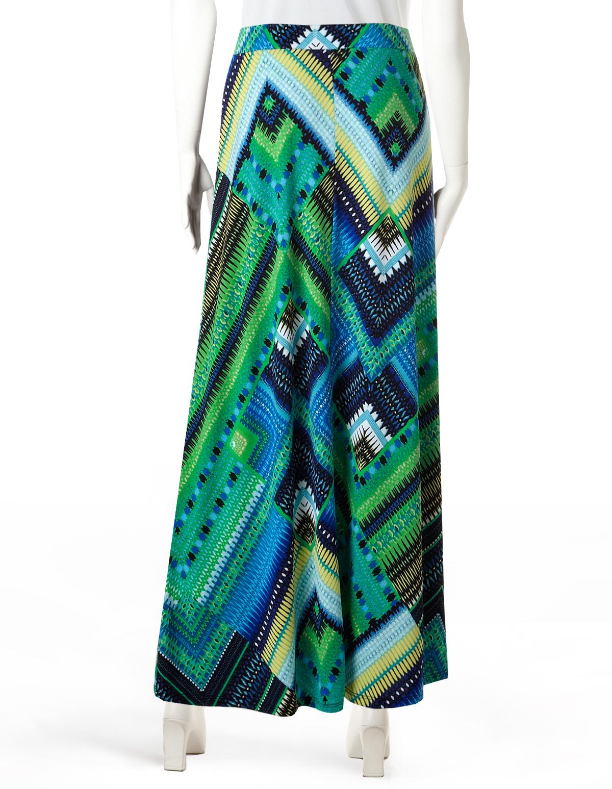 Tribal Print Skirt 71