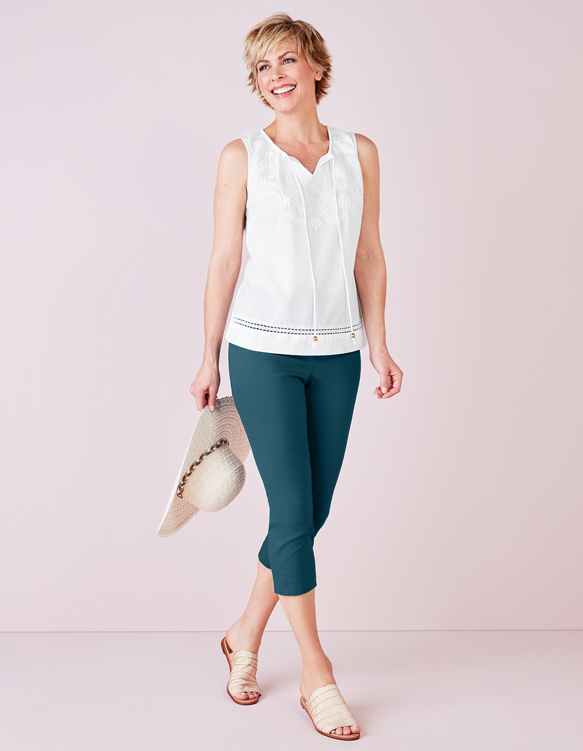 Shop Women's Petite Capris and Shorts in Canada at Cleo
