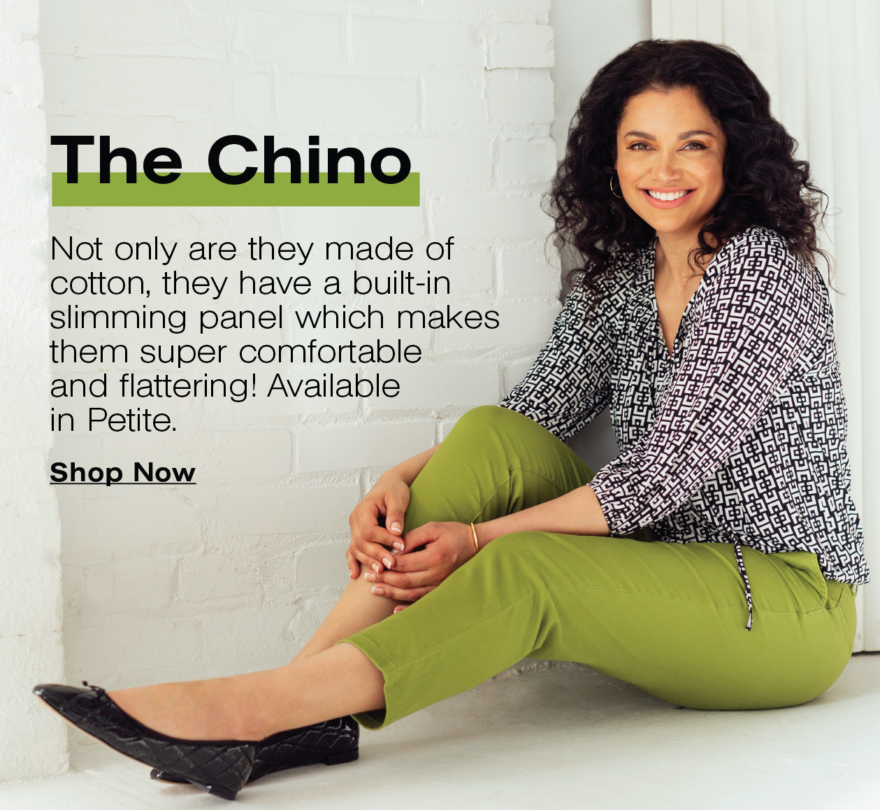 Chinos Shop Now