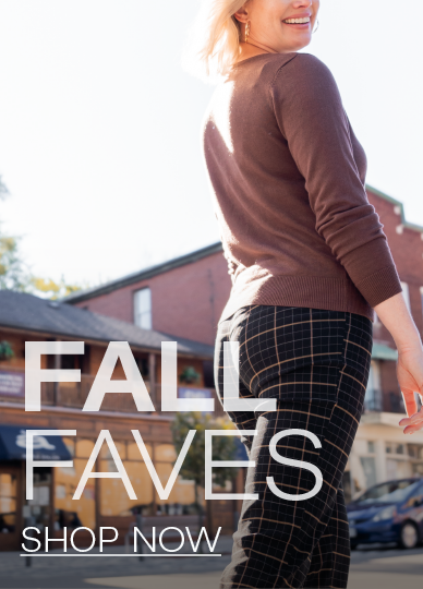 Fall Faves Under $40 Shop now