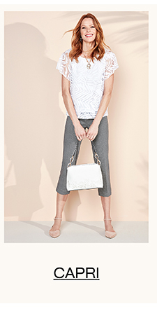 Cleo Capri Pants Category Page
