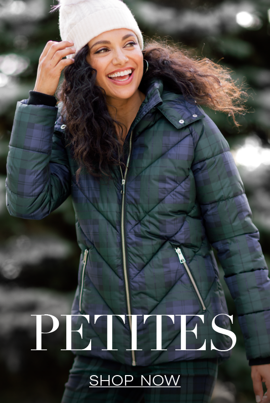Petites Category Page