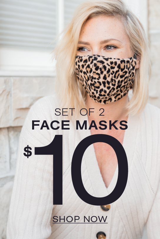Accessories Shop Face Masks