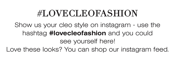 love cleo fashion
