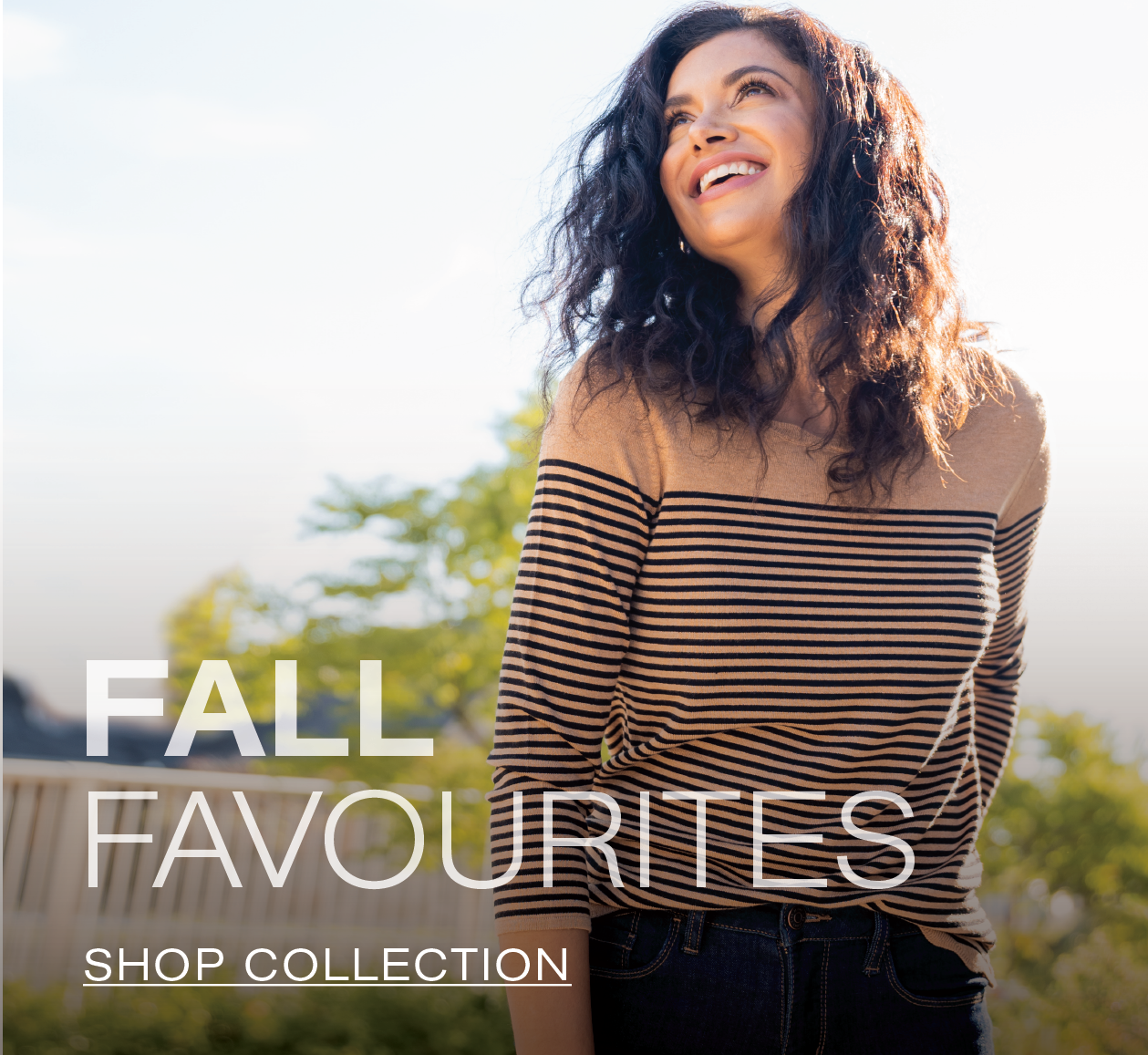 Fall Favourites Shop Now