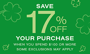 Extra 17% Off