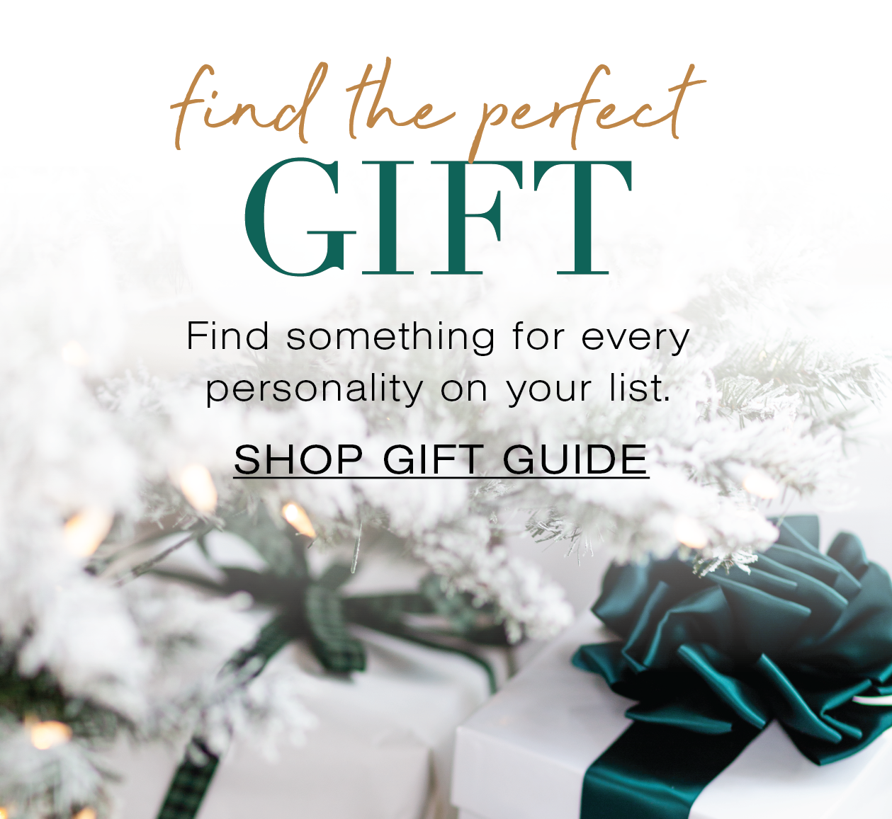 Gift Guide.
