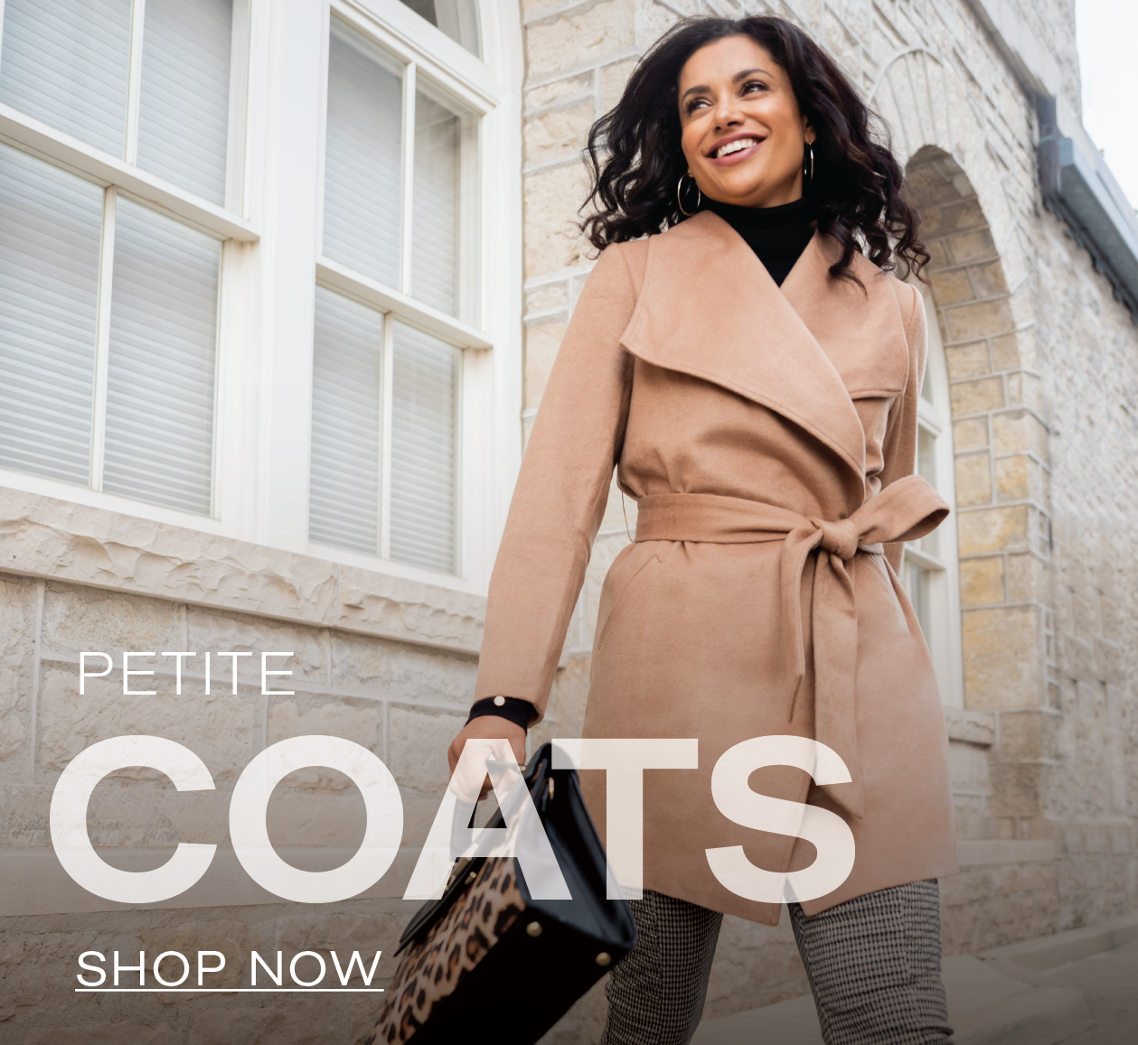 Petite Coats | Shop Now