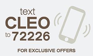 Text Cleo