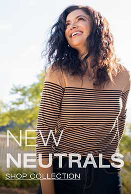 New Neutrals Shop Collection