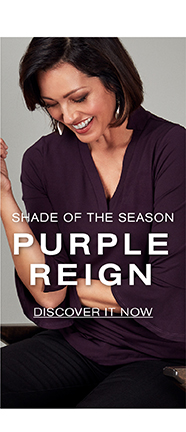 Shade of the Season Purple Reign