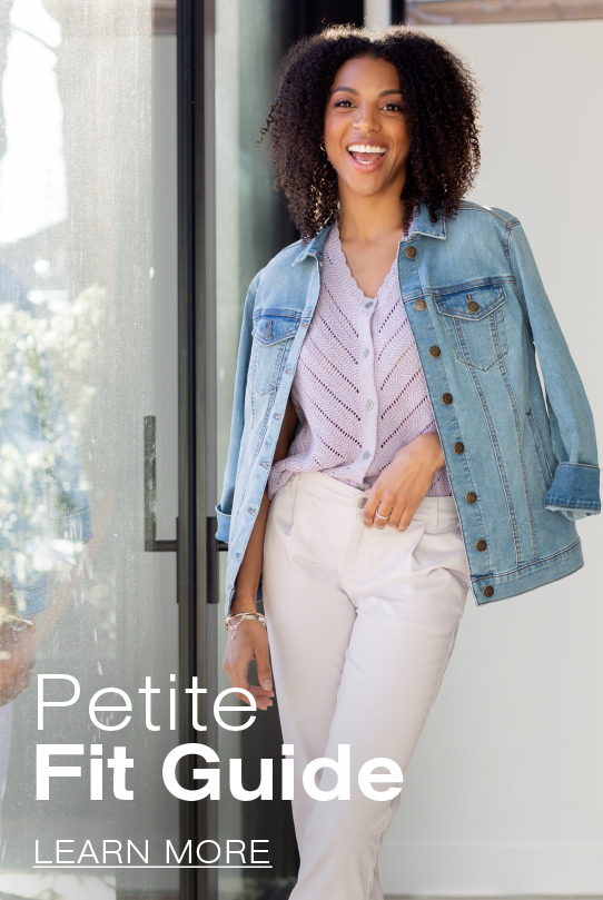 Petites Fit Guide