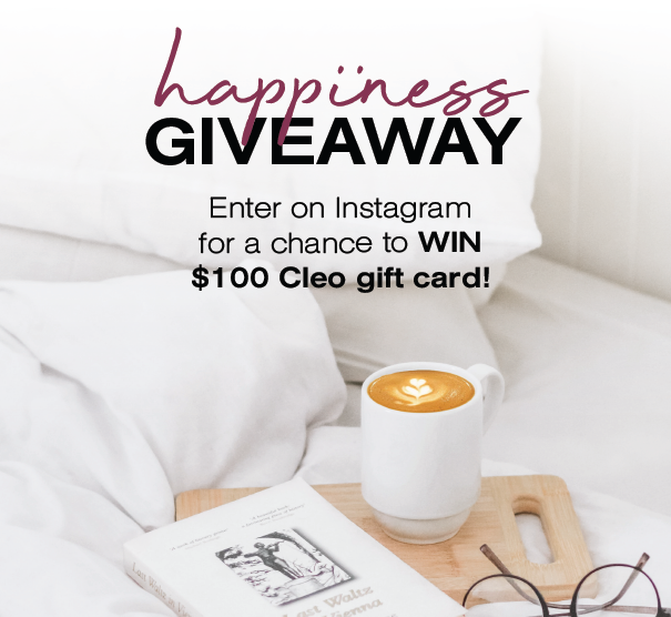 Instagram & Facebook Happiness Contest